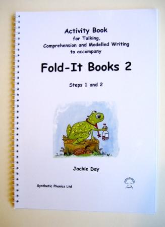 Activity Book for Talking, Comprehension and Modelled Writing.