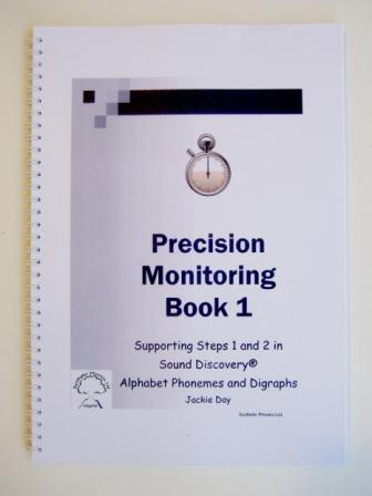 Precision Monitoring Book 1, Steps 1 and 2.