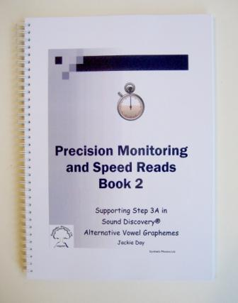 Precision Monitoring and Speed Reads Book 2, Steps 3A.