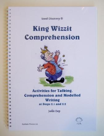 King Wizzit Comprehension.